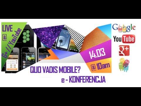 Quo Vadis Mobile?