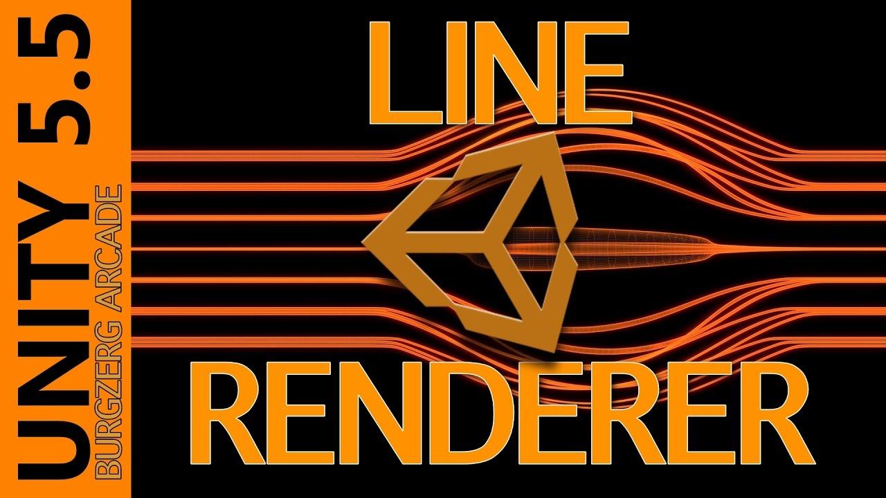 Unity 5 5 Line Renderer