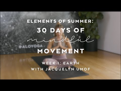 Flexibility Flow with Action Jacquelyn — Elements of Summer: 30 Days of Mindful Movement