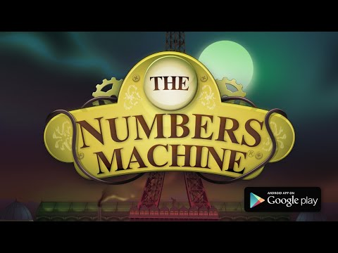 The Numbers Machine : the Android Math Game