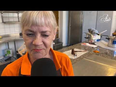 ÅSÖ hälsar på hos Cacaofoni i Malmö