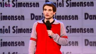 Daniel Simonsen on Russell Howard