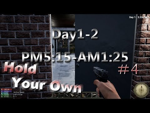 【HYO】#4 Episode1 Day1-2 PM5:15-AM1:25