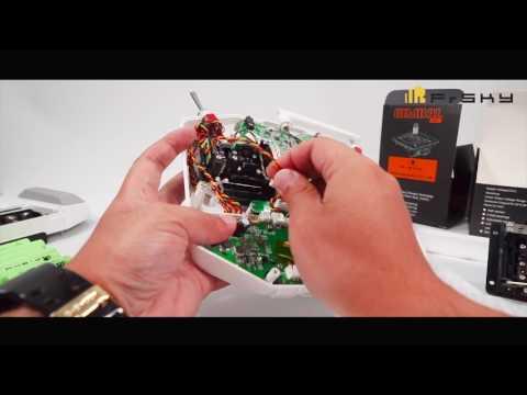 FrSky M7 Hall Sensor Gimbal Installation and Calibration Process