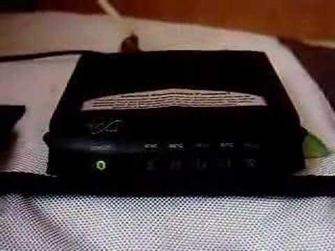 how to change modem settings thomson vianet