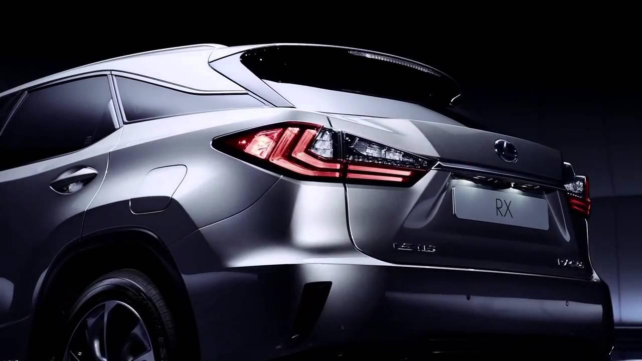 LEXUS RX 450h 2016 At Lexus Of Atlantic City
