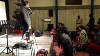 Saya David Lah & Saya San Toe @ MCF Denmark Christmas 22/12