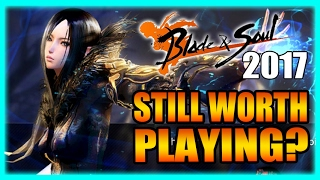 Still Worth Playing? Blade and Soul 2017 Gameplay and Wings of the Raven Impressions Part 5
