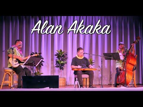 Alan Akaka - 2018 Maui Hawaiian Steel Guitar Festival