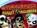 Spirit Halloween Store: Walk Through 2016