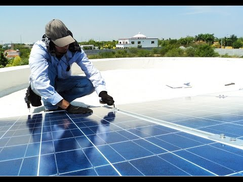 Current Development in Energy: The State of Solar Instillations