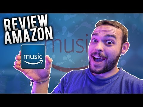 Probamos AMAZON MUSIC | Competencia de Spotify