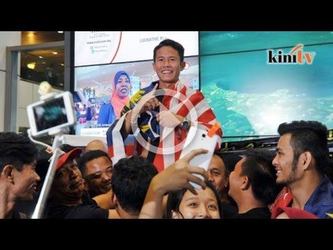 Khairul Idham Pawi berterima kasih pada Pemuda PAS