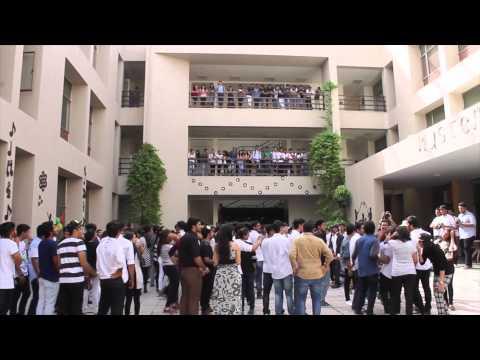 Auro University (Fresher's 2015)