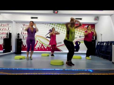 Love Is The Answer - Sir Prize ~ Zumba Step Choreo