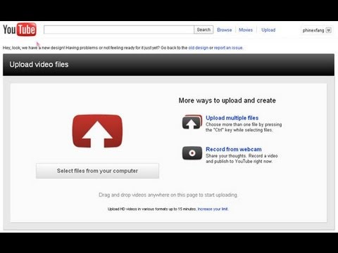 How to upload a Video on youtube and Earn Money