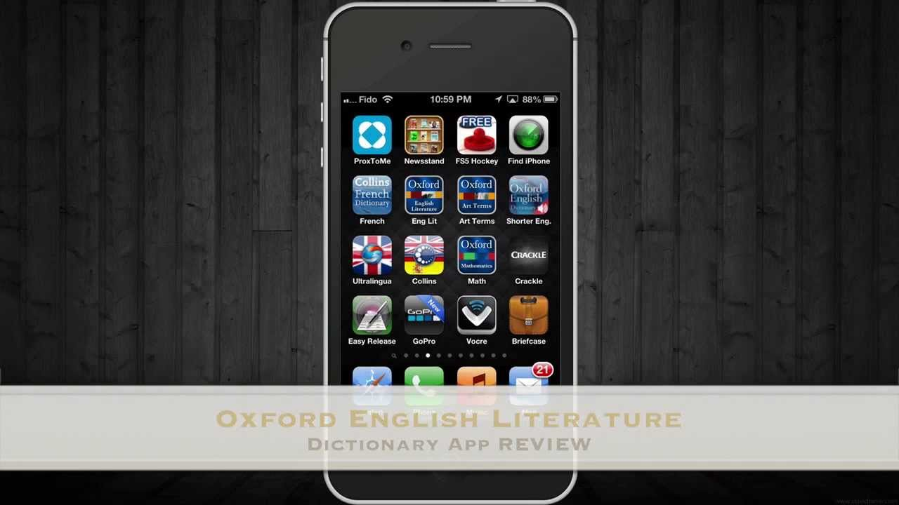 english french dictionary app for iphone