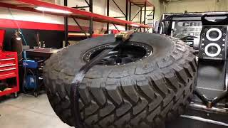 Mason Motorsports Andy McMillin Trophy Truck Walk Around