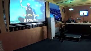 #КараокеСудак Левон Погосян. Ах эти тучи в голубом 2.