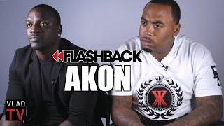 Akon Got $1 Billion Chinese Credit Line & Gave Electricity to 80 Million Africans (Flashback)