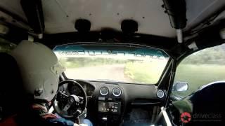 Junior Rally Team на Ралли Белые Ночи 2015