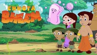 Hygiene with Chhota Bheem   App now available on Android & IOS