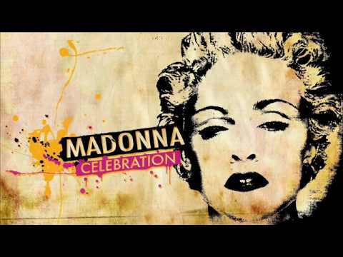 Madonna - Material Girl (Celebration Album Version)