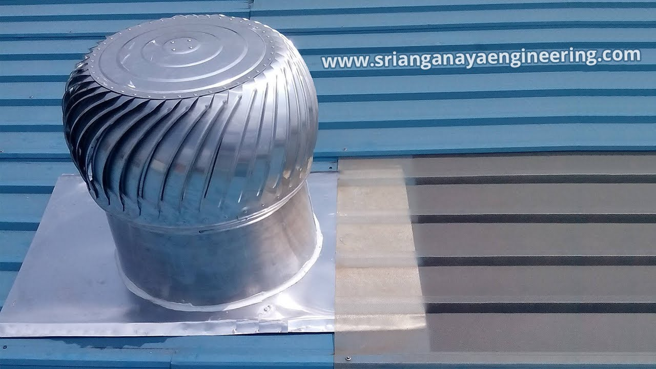 turbo ventilator installation setup frp products manufacturers bommasandra bengaluru