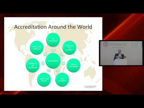 Accreditation for International Medical Schools | Dr. John Norcini
