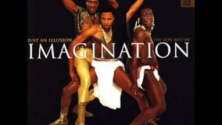 80s   Imagination   Just an Illusion    1982
