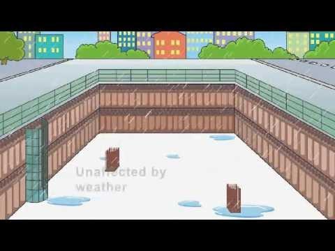 Grace® PV 100 Pre-Applied Waterproofing Membrane