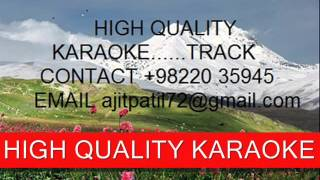 Download Hindi Video Songs - SHUKRATARA MANDWARA  -  KARAOKE ARUN DATE