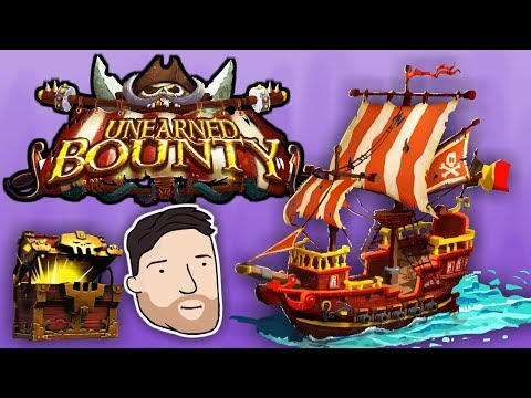 Letu0027s Play Unearned Bounty - ABANDON SHIP! | Unearned Bounty (Alpha) Multiplayer Gameplay