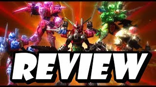 Gambar cover Kishiryu Sentai Ryusoulger Episode 6 Review (KishiryuOh Five Knights)