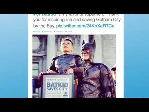 How Clever Girls Collective Helped #Batkid Save The Day - YouTube