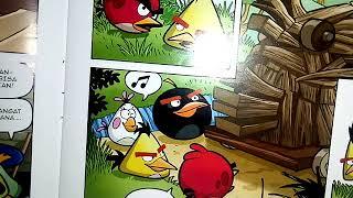 Angry Birds Komik #3 Umpan: Elang Troya
