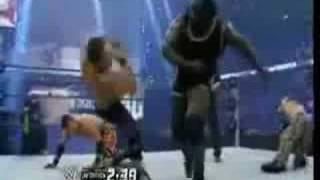 WWE Unforgiven ECW Championship 3/3