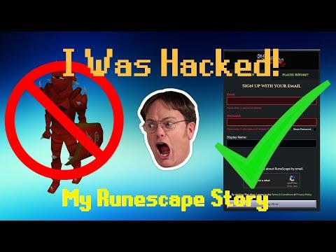 OSRS: I Was Hacked, Now I'm Back [How I Got Into RS]