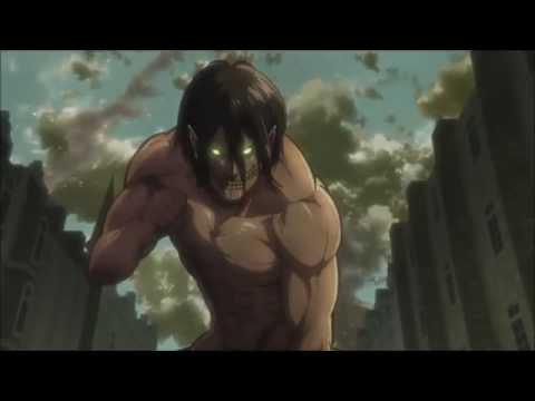 Shingeki No Kyojin AMV - Eren Vs Annie (titans) HD