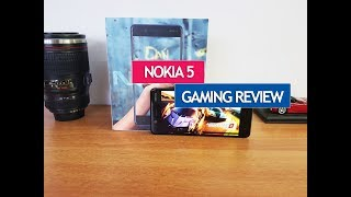 Nokia 5 Gaming Review with Heating Test