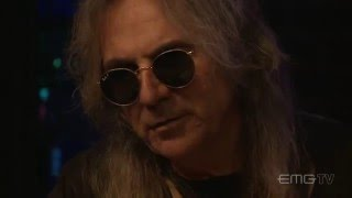 Glenn Tipton of Judas Priest Interview on EMGtv