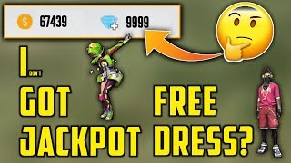 I DON'T GOT JACKPOT IN FREE FIRE 2019 -  Garena Free Fire