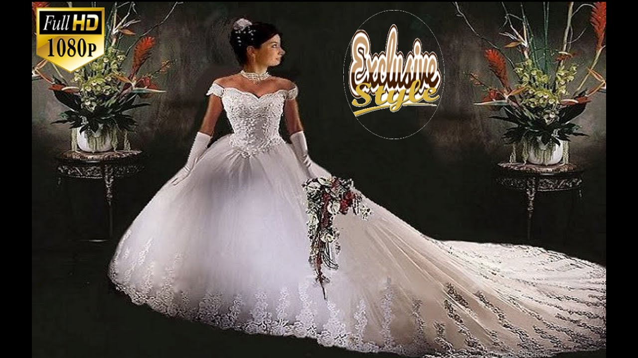 Beautiful And Elegant Wedding Dresses / Gowns For 2020
