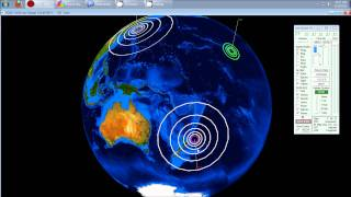 9/15/2011 -- 6.2 magnitude earthquake in Japan and 6.0 north of New Zealand