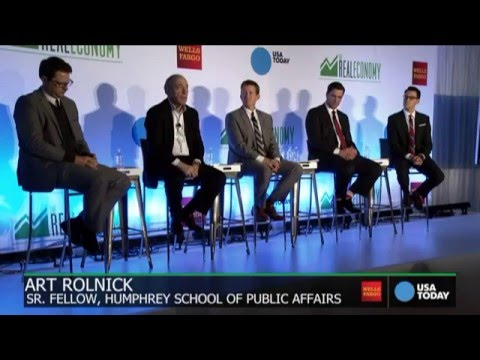 Real Economy: A USA TODAY/Wells Fargo forum in Minnesota