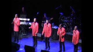 The Original Clovers featuring Harold Winley Live -Singing Blue Velvet