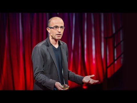Why humans run the world  Yuval Noah Harari