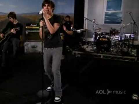 'Night Drive Acoustic' AOL Sessions' Video The All American Rejects AOL Music
