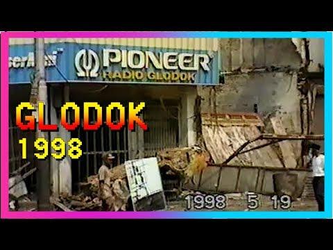 JAKARTA 1998: Naik Mesin Waktu Ke GLODOK 20 Tahun Yang Lalu