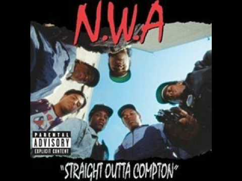 NWA - Straight Outta Compton + Lyrics